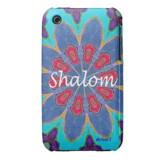 casamata Barely There Shalom de iPhone3G/3GS iPhone 3 Case-Mate Cobertura