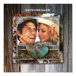 Casar a la tarjeta del día de San Valentín de Invitación 13,3 Cm X 13,3cm