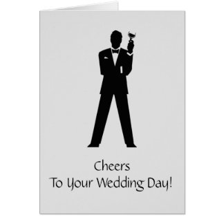 Casar la tarjeta congratulatoria