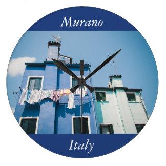 Casas de Murano Reloj Redondo Grande