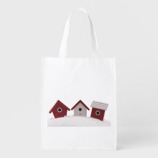 Casas del pájaro bolsa para la compra