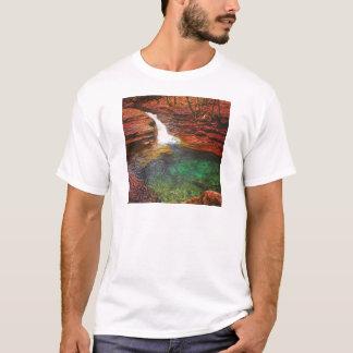 Cascada Camiseta