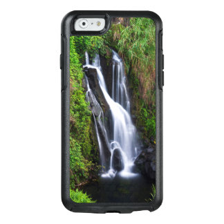 Cascada, costa de Hamakua, Hawaii Funda Otterbox Para iPhone 6/6s