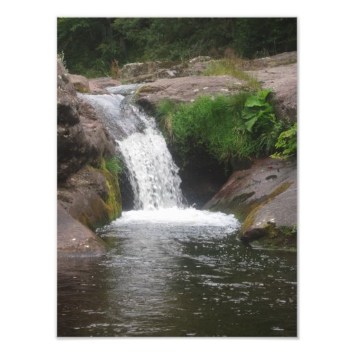 Cascada de la magia de Arbinje Fotografías
