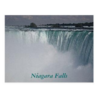 Cascada de Niagara Falls Postal