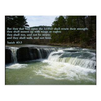 Cascada del 40:3 de Isaías Postal