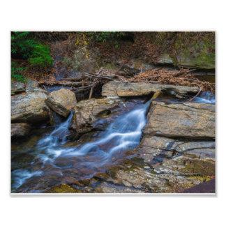 Cascada Impresion Fotografica