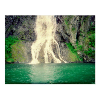 Cascada noruega 2 postal