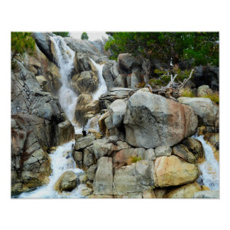 Cascada Póster