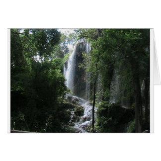 Cascada Tarjeta