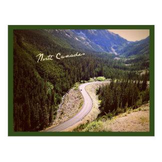 Cascadas del norte postal