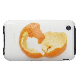 Cáscara de la mandarina carcasa though para iPhone 3