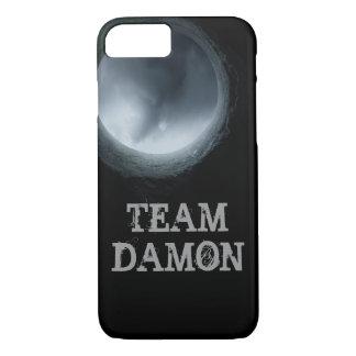 Cáscara del iPhone 7 de Damon del equipo Funda iPhone 7