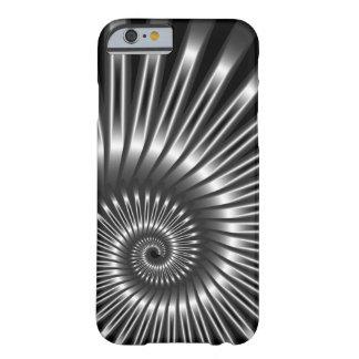 Cáscara elegante del metal funda barely there iPhone 6
