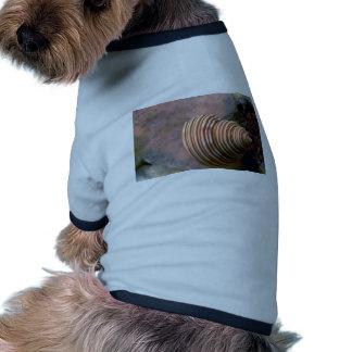 Cáscara superior canalizada Shell Camisa De Perrito