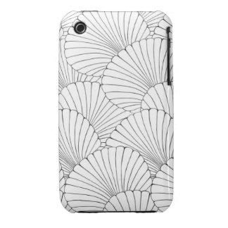"""""""Cáscaras de la persona que practica surf """" iPhone 3 Cobertura"""