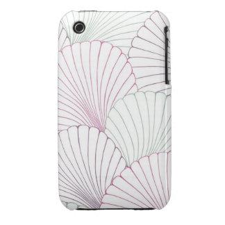 """""""Cáscaras de la persona que practica surf """" Funda Para iPhone 3"""