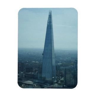 """Casco 3"""" de Londres"""" imán x4"""