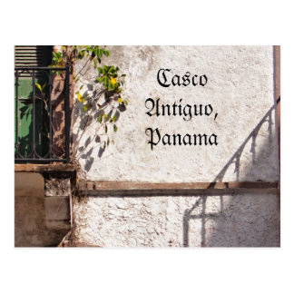 Casco Antiguo, Panamá - postal