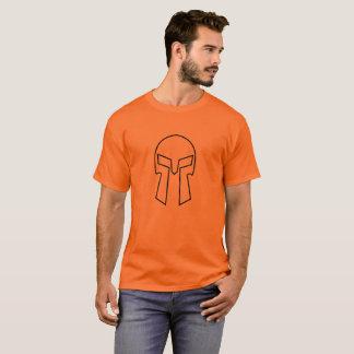 Casco espartano - la camiseta básica de los