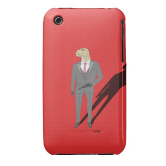 "Casco I-fonio 3G ""z' animo"", el Varano iPhone 3 Case-Mate Cobertura"