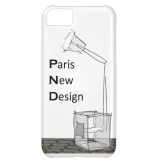 "Casco ""París New Diseño "" Funda Para iPhone 5C"