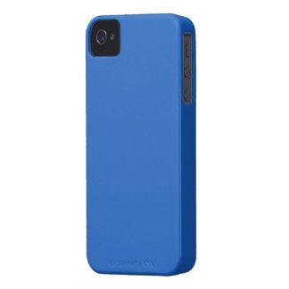 """Case iPHONE 4/4S """"BLUE"""" Funda Para iPhone 4"""