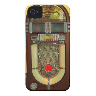 "Case iPHONE 4/4S ""JUKEBOX"" iPhone 4 Carcasa"