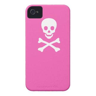 "Case iPHONE 4/4S ""SKULL"" iPhone 4 Case-Mate Cobertura"