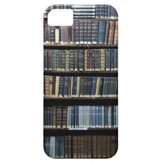 "CASE iPhone 5 ""LIBRARY "" Funda Para iPhone SE/5/5s"