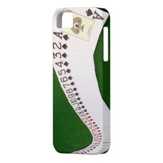 "CASE iPhone 5 ""POKER "" Funda Para iPhone SE/5/5s"