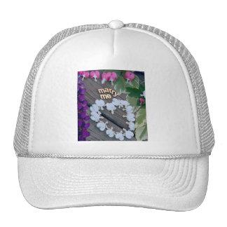 CÁSEME - gorra de encargo del camionero de la foto