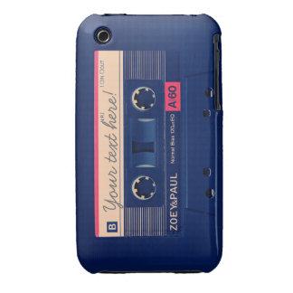 Casete retro iPhone 3 cárcasa