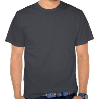 Casete urbano del reggae camisetas