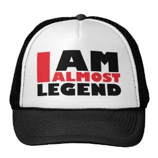 Casi soy leyenda gorras
