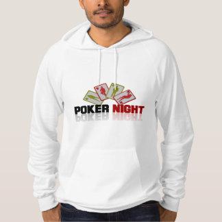 Casino del póker sudadera