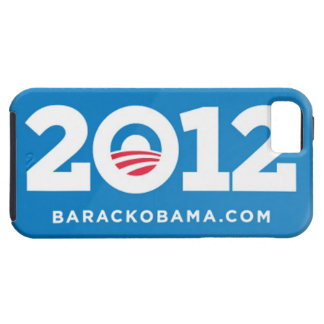 Caso 2012 del iPhone de Barack Obama iPhone 5 Case-Mate Protector