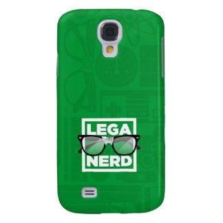 Caso 3G/3GS del iPhone del empollón de Lega Funda Para Galaxy S4