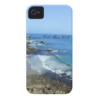 Caso 4/4S de Corona del Mar Iphone iPhone 4 Case-Mate Cárcasa
