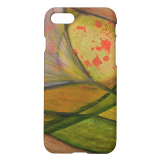 Caso abstracto artístico del iPhone 7 de la Funda Para iPhone 8/7