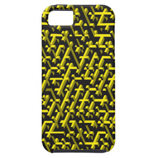 caso abstracto del iPhone 3D iPhone 5 Case-Mate Fundas