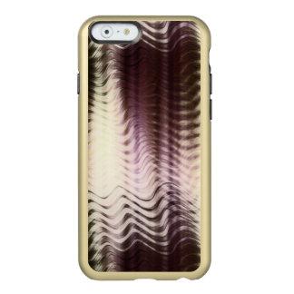 Caso abstracto del iPhone del brillo de la Funda Para iPhone 6 Plus Incipio Feather Shine