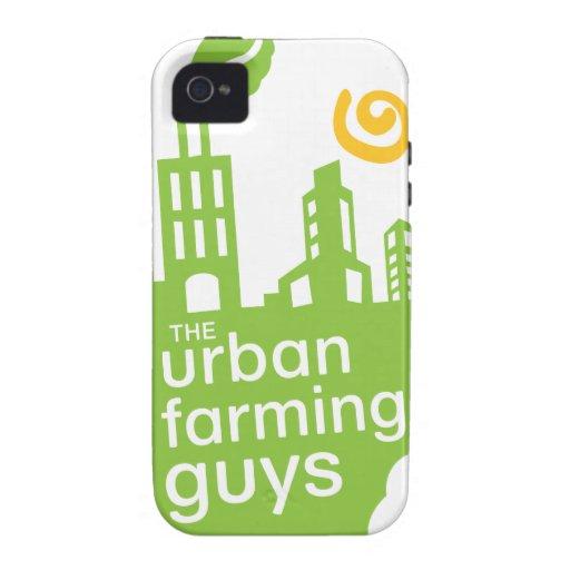 Caso agrícola urbano del iphone 4 de los individuo vibe iPhone 4 carcasa