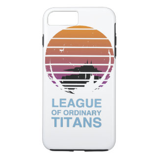 Caso alterno de la liga funda iPhone 7 plus