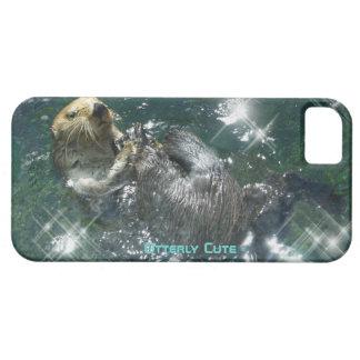 Caso animal del dispositivo del arte de la fauna iPhone 5 Case-Mate protectores