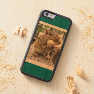 Caso animal lindo del iPhone 6/6s Funda De iPhone 6 Bumper Cerezo