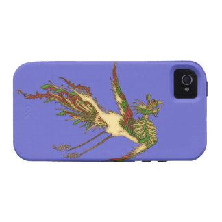 Caso antiguo del iPhone 4 del diseño del arte del  Case-Mate iPhone 4 Carcasas
