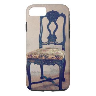 Caso antiguo del iPhone 6 de la silla del vintage Funda iPhone 7