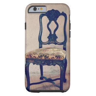 Caso antiguo del iPhone 6 de la silla del vintage Funda Resistente iPhone 6