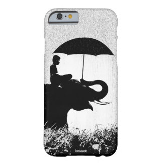 Caso Barely There del iPhone 6/6s del arte de la Funda Barely There iPhone 6